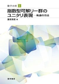 数学の杜1 指数型可解リー群のユニタリ表現─軌道の方法